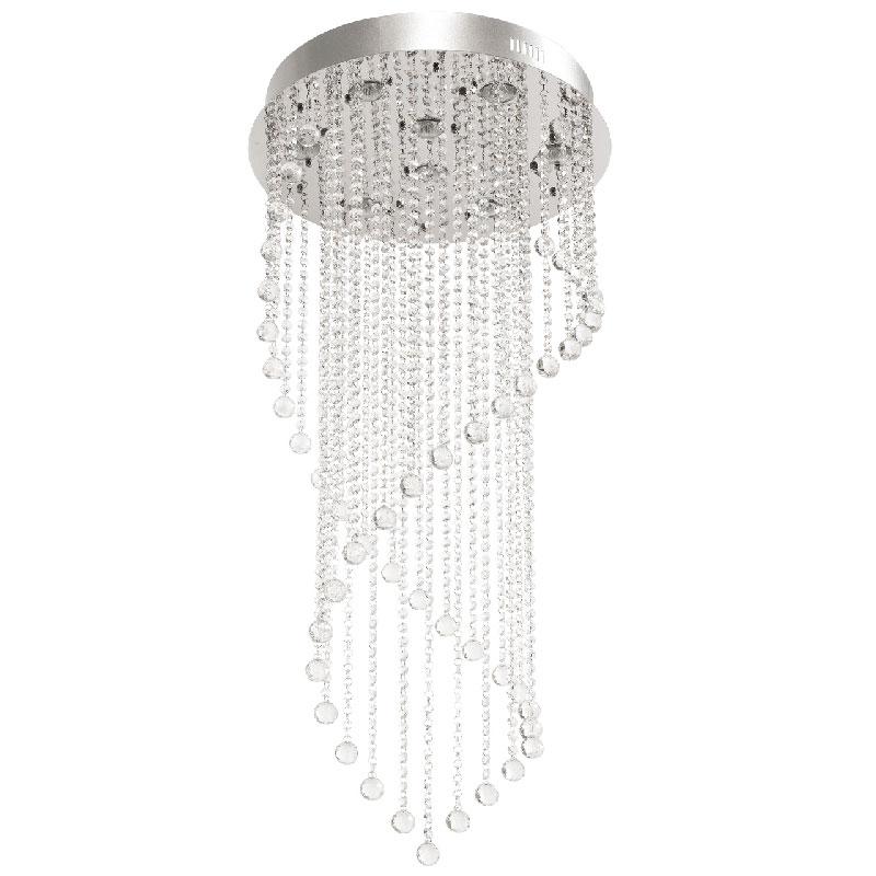 Потолочная люстра накладная 464011208 Chiaroнакладные<br>464011208. Бренд - Chiaro. материал плафона - хрусталь. цвет плафона - прозрачный. тип цоколя - GU10. тип лампы - галогеновая или LED. ширина/диаметр - 520. мощность - 50. количество ламп - 8.<br><br>популярные производители: Chiaro<br>материал плафона: хрусталь<br>цвет плафона: прозрачный<br>тип цоколя: GU10<br>тип лампы: галогеновая или LED<br>ширина/диаметр: 520<br>максимальная мощность лампочки: 50<br>количество лампочек: 8
