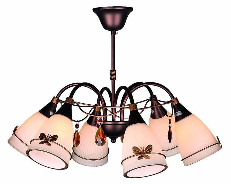 Потолочная люстра на штанге OML-36307-06 Omniluxна штанге<br>OML-36307-06. Бренд - Omnilux. материал плафона - стекло. цвет плафона - белый. тип цоколя - E14. тип лампы - накаливания или LED. ширина/диаметр - 600. мощность - 60. количество ламп - 6.<br><br>популярные производители: Omnilux<br>материал плафона: стекло<br>цвет плафона: белый<br>тип цоколя: E14<br>тип лампы: накаливания или LED<br>ширина/диаметр: 600<br>максимальная мощность лампочки: 60<br>количество лампочек: 6