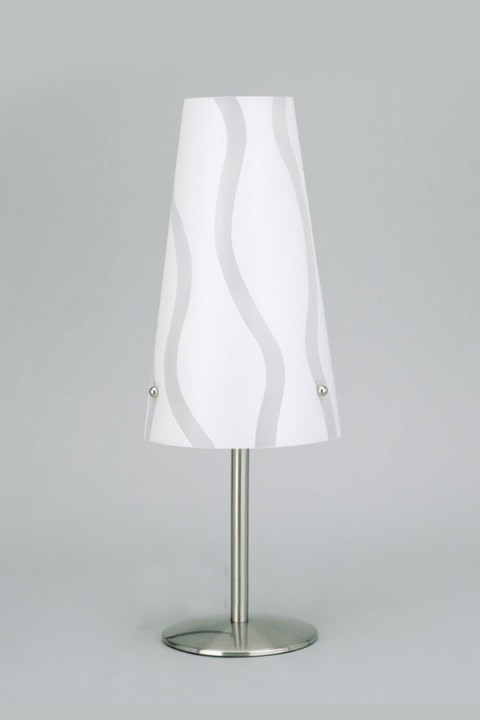 Настольная лампа 02747_05 BrilliantНастольные лампы<br>02747_05 Настольная лампа декоративная Isi 02747_05. Бренд - Brilliant. материал плафона - пластик. цвет плафона - белый. тип цоколя - E14. тип лампы - накаливания или LED. ширина/диаметр - 140. мощность - 40. количество ламп - 1.<br><br>популярные производители: Brilliant<br>материал плафона: пластик<br>цвет плафона: белый<br>тип цоколя: E14<br>тип лампы: накаливания или LED<br>ширина/диаметр: 140<br>максимальная мощность лампочки: 40<br>количество лампочек: 1