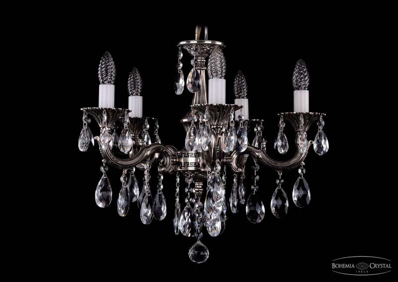Потолочная люстра подвесная 1701/5/181/B/NB Bohemia Ivele Crystalподвесные<br>Люстра. Бренд - Bohemia Ivele Crystal. материал плафона - хрусталь. цвет плафона - прозрачный. тип цоколя - E14. тип лампы - накаливания или LED. ширина/диаметр - 500. мощность - 40. количество ламп - 5.<br><br>популярные производители: Bohemia Ivele Crystal<br>материал плафона: хрусталь<br>цвет плафона: прозрачный<br>тип цоколя: E14<br>тип лампы: накаливания или LED<br>ширина/диаметр: 500<br>максимальная мощность лампочки: 40<br>количество лампочек: 5