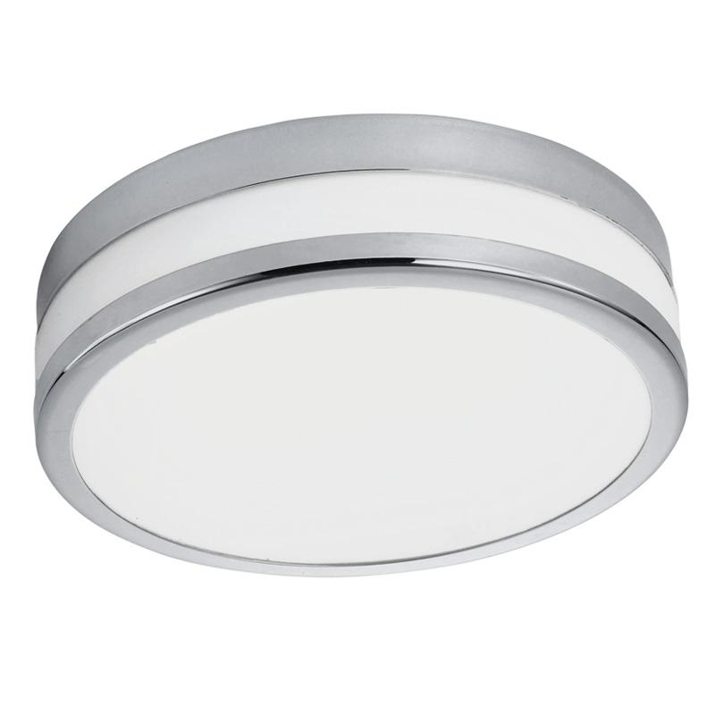 Накладной потолочный светильник 93292 EGLOнакладные<br>Светодиодный светильник для ванной комнаты LED PALERMO, 12W (LED), IP44 . Бренд - EGLO. материал плафона - стекло. цвет плафона - белый. тип лампы - LED. ширина/диаметр - 225. мощность - 12.<br><br>популярные производители: EGLO<br>материал плафона: стекло<br>цвет плафона: белый<br>тип лампы: LED<br>ширина/диаметр: 225<br>максимальная мощность лампочки: 12