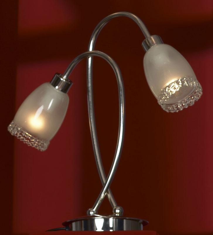 Настольная лампа LSL-3204-02 LussoleНастольные лампы<br>LSL-3204-02. Бренд - Lussole. материал плафона - стекло. цвет плафона - белый. тип цоколя - E14. тип лампы - накаливания или LED. ширина/диаметр - 370. мощность - 40. количество ламп - 2.<br><br>популярные производители: Lussole<br>материал плафона: стекло<br>цвет плафона: белый<br>тип цоколя: E14<br>тип лампы: накаливания или LED<br>ширина/диаметр: 370<br>максимальная мощность лампочки: 40<br>количество лампочек: 2