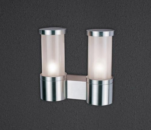Бра Twins 555.11 SDM LuceНастенные и бра<br>Светильник настенный 2х40W, G9, IP54. Бренд - SDM Luce. материал плафона - стекло. цвет плафона - белый. тип цоколя - G9. тип лампы - галогеновая или LED. ширина/диаметр - 130. мощность - 40. количество ламп - 2.<br><br>популярные производители: SDM Luce<br>материал плафона: стекло<br>цвет плафона: белый<br>тип цоколя: G9<br>тип лампы: галогеновая или LED<br>ширина/диаметр: 130<br>максимальная мощность лампочки: 40<br>количество лампочек: 2