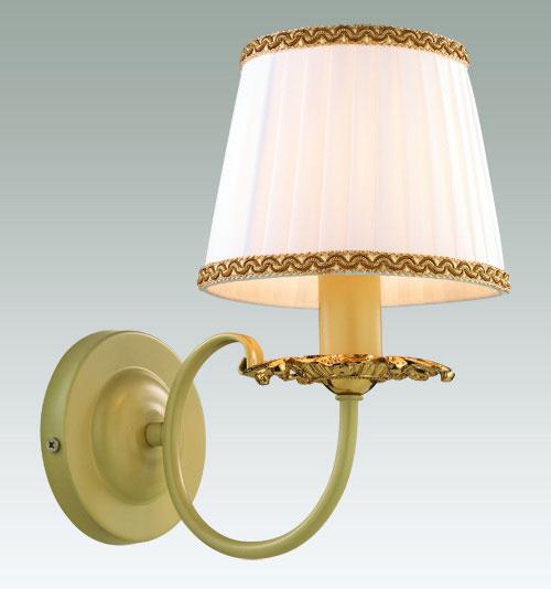 Бра 1251-1W FavouriteНастенные и бра<br>Настенный светильник. Бренд - Favourite. материал плафона - ткань. цвет плафона - белый. тип цоколя - E14. тип лампы - накаливания или LED. ширина/диаметр - 240. мощность - 40. количество ламп - 1.<br><br>популярные производители: Favourite<br>материал плафона: ткань<br>цвет плафона: белый<br>тип цоколя: E14<br>тип лампы: накаливания или LED<br>ширина/диаметр: 240<br>максимальная мощность лампочки: 40<br>количество лампочек: 1