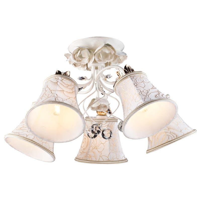 Люстра на штанге A2819PL-5WG ARTE Lamp