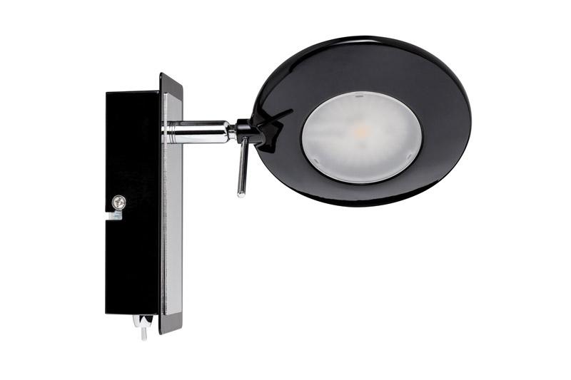 спот 60247 PaulmannСпоты<br>SL Orb Balken 1x3W Schwarz Chrom. Бренд - Paulmann. материал плафона - металл. цвет плафона - черный. тип лампы - LED. ширина/диаметр - 120. мощность - 3. количество ламп - 1.<br><br>популярные производители: Paulmann<br>материал плафона: металл<br>цвет плафона: черный<br>тип лампы: LED<br>ширина/диаметр: 120<br>максимальная мощность лампочки: 3<br>количество лампочек: 1