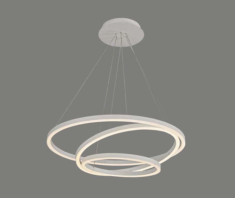Потолочная люстра подвесная DL18555/03WW D800 Donoluxподвесные<br>Donolux Светодиодный светильник, подвесной. АС100-240В  105W, 3000K, 5140 LM. Белый,D800х646х450мм,д. Бренд - Donolux. материал плафона - пластик. цвет плафона - белый. тип лампы - LED. ширина/диаметр - 800. мощность - 105. количество ламп - 3. особенности - Дизайнерская люстра подвесная.<br><br>популярные производители: Donolux<br>материал плафона: пластик<br>цвет плафона: белый<br>тип лампы: LED<br>ширина/диаметр: 800<br>максимальная мощность лампочки: 105<br>количество лампочек: 3<br>особенности: Дизайнерская люстра подвесная