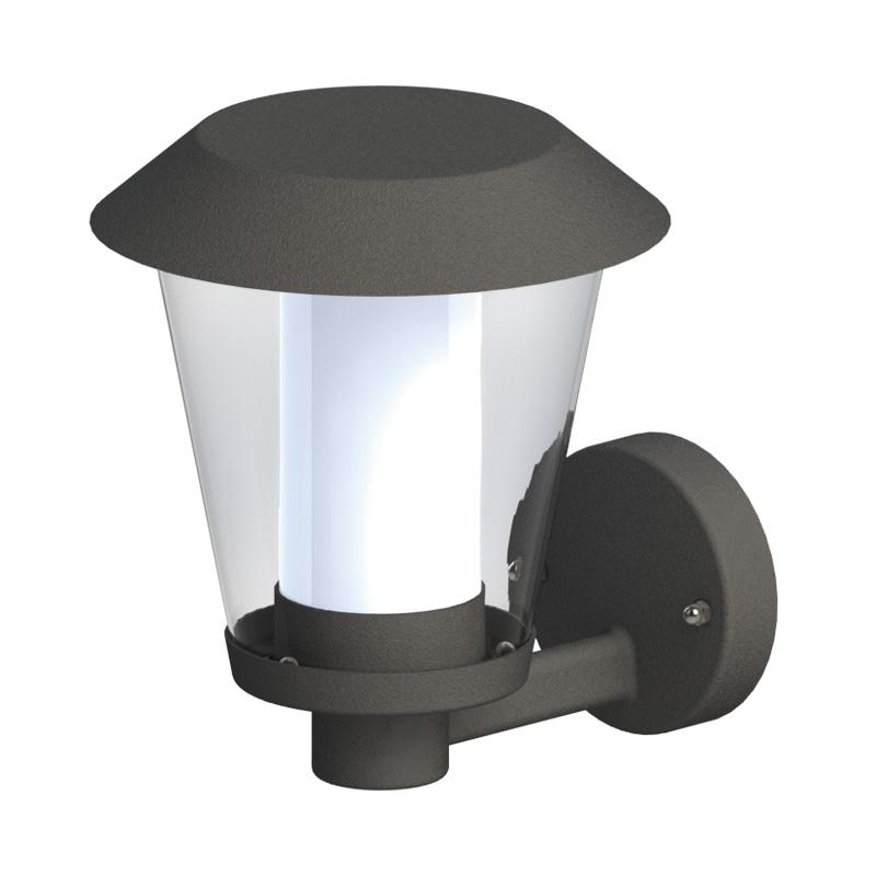 Светильник настенный 94214 EGLOНастенные<br>Уличный светодиодный светильник настенный PATERNO, 1X3,7W (LED), алюминий, черный/пластик. Бренд - EGLO. материал плафона - пластик. цвет плафона - белый. тип лампы - LED. ширина/диаметр - 190. мощность - 3.7. количество ламп - 1.<br><br>популярные производители: EGLO<br>материал плафона: пластик<br>цвет плафона: белый<br>тип лампы: LED<br>ширина/диаметр: 190<br>максимальная мощность лампочки: 3.7<br>количество лампочек: 1