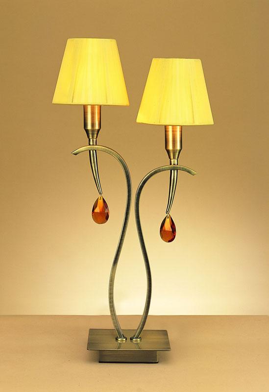 Настольная лампа 0360 Mantra от Дивайн Лайт