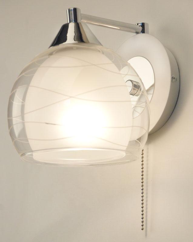 Бра CL157311 CitiluxНастенные и бра<br>CL157311 Буги Бел+Хром Св-к Бра. Бренд - Citilux. материал плафона - стекло. цвет плафона - белый. тип цоколя - E27. тип лампы - накаливания или LED. ширина/диаметр - 145. мощность - 75. количество ламп - 1.<br><br>популярные производители: Citilux<br>материал плафона: стекло<br>цвет плафона: белый<br>тип цоколя: E27<br>тип лампы: накаливания или LED<br>ширина/диаметр: 145<br>максимальная мощность лампочки: 75<br>количество лампочек: 1
