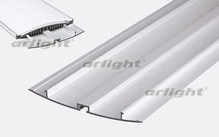 Алюминиевый анодированный профиль для изготовления светильников, верхняя часть для Профиля MULTI A. Arlight