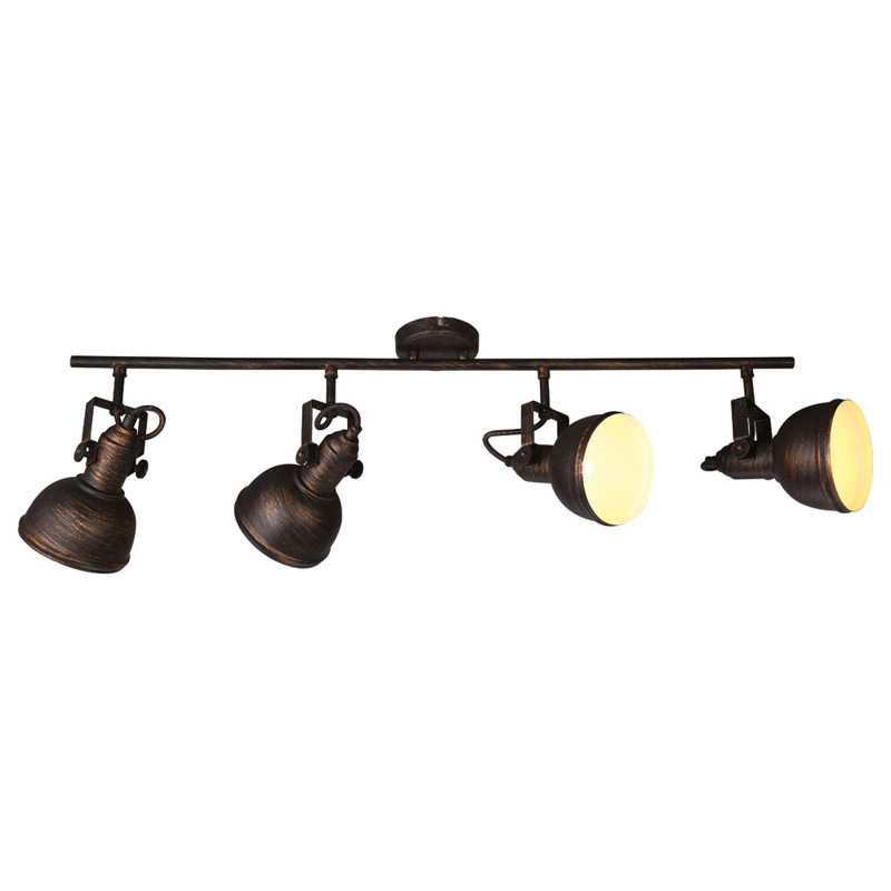 спот A5215PL-4BR ARTE LampСпоты<br>A5215PL-4BR. Бренд - ARTE Lamp. материал плафона - металл. цвет плафона - бронзовый. тип цоколя - E14. тип лампы - накаливания или LED. ширина/диаметр - 110. мощность - 40. количество ламп - 4.<br><br>популярные производители: ARTE Lamp<br>материал плафона: металл<br>цвет плафона: бронзовый<br>тип цоколя: E14<br>тип лампы: накаливания или LED<br>ширина/диаметр: 110<br>максимальная мощность лампочки: 40<br>количество лампочек: 4