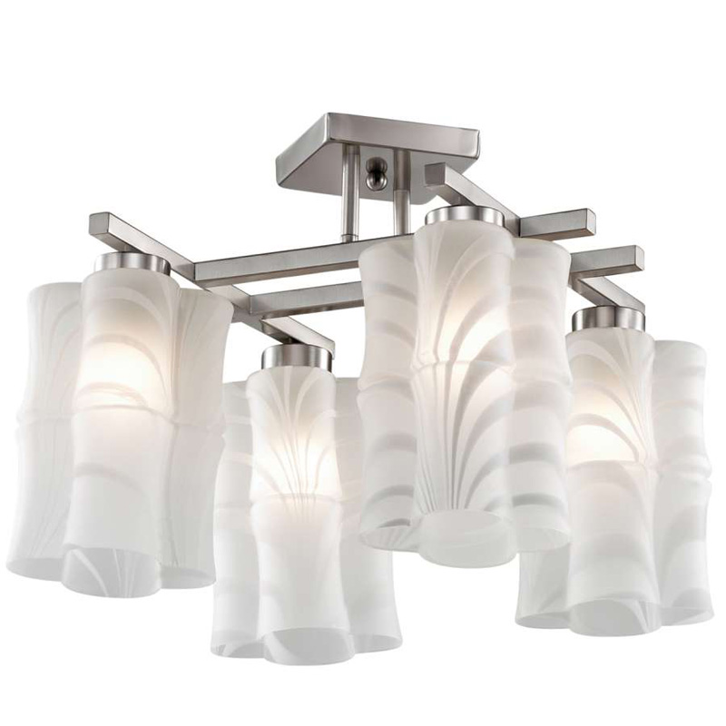 Потолочная люстра накладная 2437/4C Odeon Lightнакладные<br>2437/4C ODL13 383 никель Люстра потолочная  E27 4*60W 220V ATIR. Бренд - Odeon Light. материал плафона - стекло. цвет плафона - белый. тип цоколя - E27. тип лампы - галогеновая или LED. ширина/диаметр - 480. мощность - 60. количество ламп - 4. особенности - Для кухни , для коридора, для прихожей.<br><br>популярные производители: Odeon Light<br>материал плафона: стекло<br>цвет плафона: белый<br>тип цоколя: E27<br>тип лампы: галогеновая или LED<br>ширина/диаметр: 480<br>максимальная мощность лампочки: 60<br>количество лампочек: 4<br>особенности: Для кухни , для коридора, для прихожей