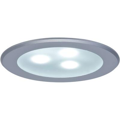 Мебельный светильник 98351 PaulmannМебельные светильники<br>Светильник встраиваемый круглый мебельный LED 3x3W алюминий (транс 12VA) (cd 70) 3300-5000К. Бренд - Paulmann. материал плафона - стекло. цвет плафона - прозрачный. тип лампы - LED. ширина/диаметр - 75. мощность - 3. количество ламп - 3.<br><br>популярные производители: Paulmann<br>материал плафона: стекло<br>цвет плафона: прозрачный<br>тип лампы: LED<br>ширина/диаметр: 75<br>максимальная мощность лампочки: 3<br>количество лампочек: 3