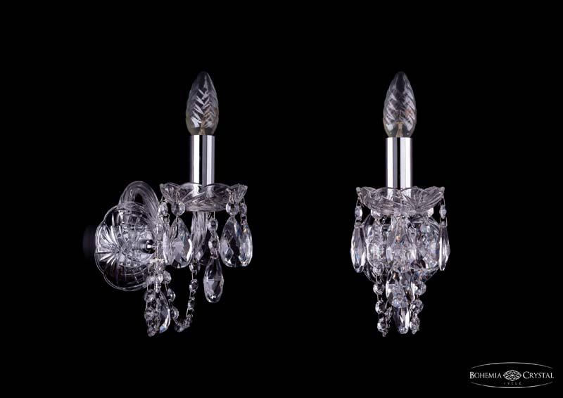 Бра 1400/1/Ni Bohemia Ivele CrystalНастенные и бра<br>Бра. Бренд - Bohemia Ivele Crystal. материал плафона - хрусталь. цвет плафона - прозрачный. тип цоколя - E14. тип лампы - накаливания или LED. ширина/диаметр - 100. мощность - 40. количество ламп - 1.<br><br>популярные производители: Bohemia Ivele Crystal<br>материал плафона: хрусталь<br>цвет плафона: прозрачный<br>тип цоколя: E14<br>тип лампы: накаливания или LED<br>ширина/диаметр: 100<br>максимальная мощность лампочки: 40<br>количество лампочек: 1