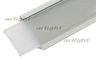 алюминиевый профиль 019921 Arlightэкраны<br>Экран к профилю SL-KANT-H24. Длина 2000мм. Цена за 1м.. Бренд - Arlight. ширина/диаметр - 20.<br><br>популярные производители: Arlight<br>ширина/диаметр: 20