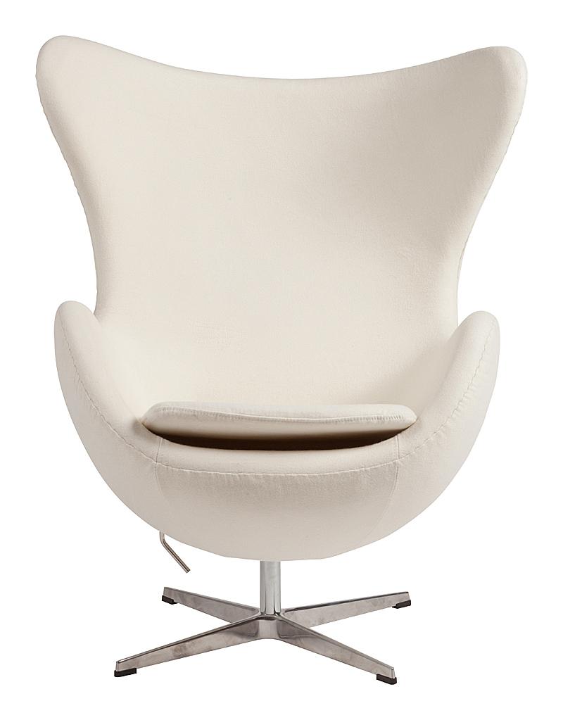 Кресло Egg Chair Белый Кашемир DG-HOMEКресла<br>. Бренд - DG-HOME. ширина/диаметр - 4. материал - Ткань, Поролон, Металл.<br><br>популярные производители: DG-HOME<br>ширина/диаметр: 4<br>материал: Ткань, Поролон, Металл